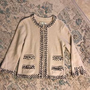 BETH BOWLEY embellished cardigan